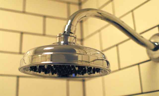 Shower odors due to septic issues