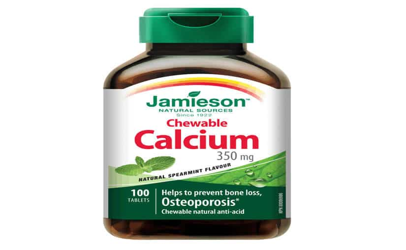 Calcium can cause blockage in septic systems