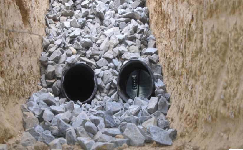 groundwater-french-drain