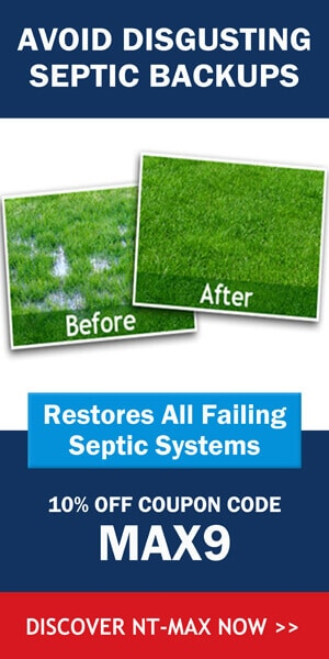 Septic Tank Treatment and Septic tank restoration additive